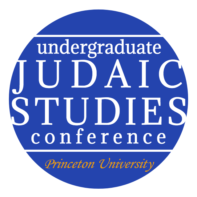 The Undergraduate Judaic Studies Conference